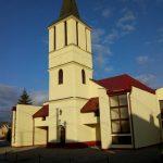 Farský kostol Všetkých svätých v Nacinej Vsi