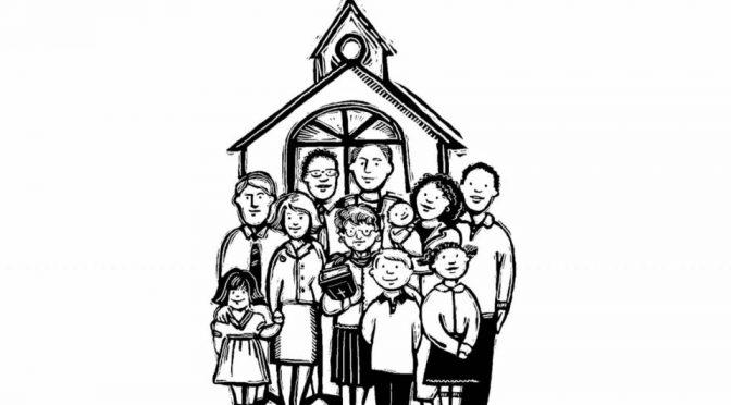 rodina-v-kostole