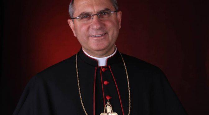 Slovo arcibiskupa veriacim na Veľkonočnú nedeľu 2021