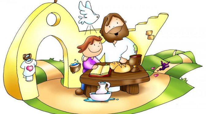 Príprava na 1. sväté prijímanie